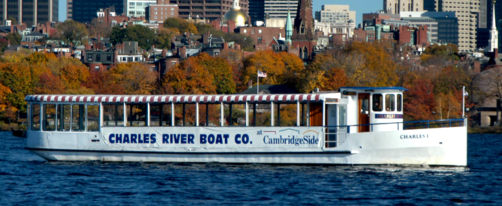 Charles Riverboat Company