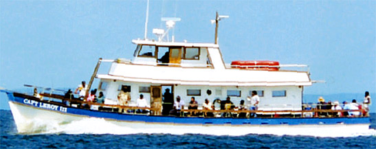 Captain Leroy's Deep Sea Fishing