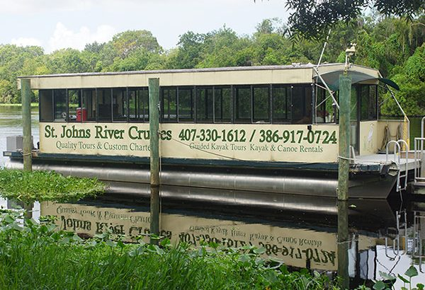 St. Johns River Cruises