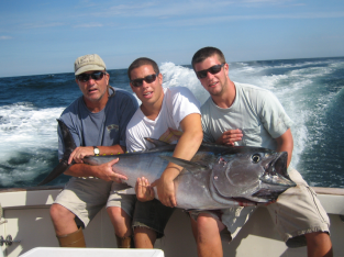 Tuna Hunter Fishing Charters